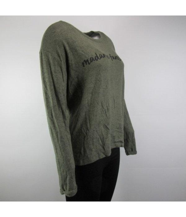Madam Fantastic Longsleeve  Shirt (M/L)