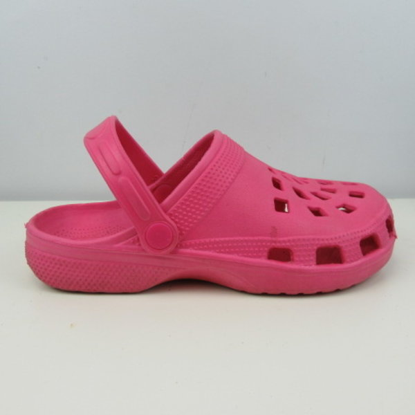 Roze crocs (39)