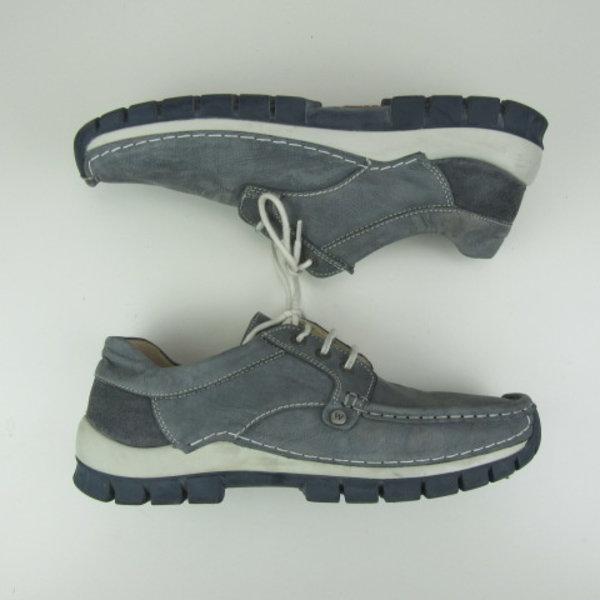 Grijze veterschoenen (44)