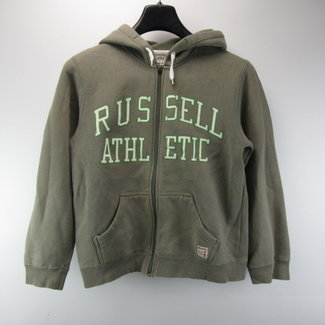 Russell Atheletic Vest met capuchon (152)