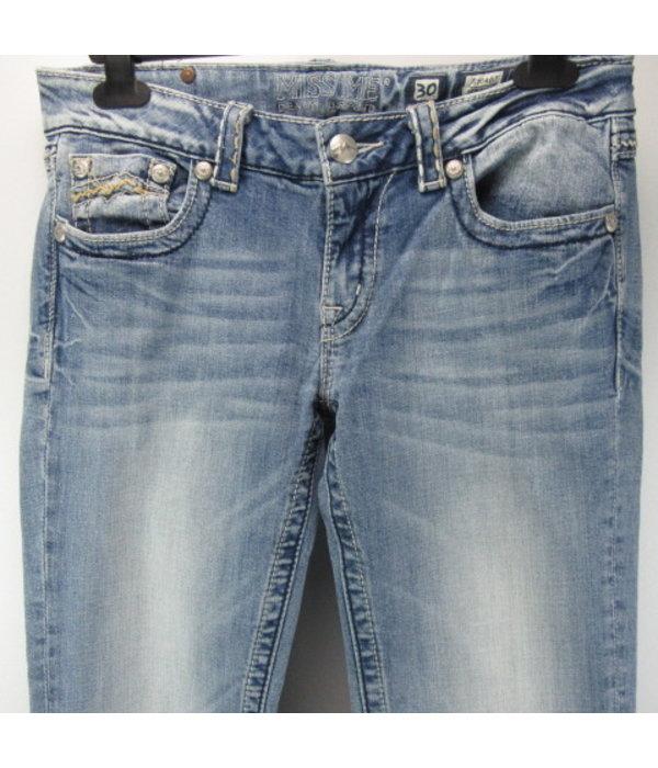 Miss Me Blauwe Jeans (30)