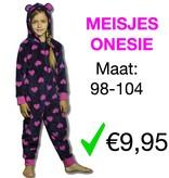 9th Avenue Meisjes Onesie (98-104)