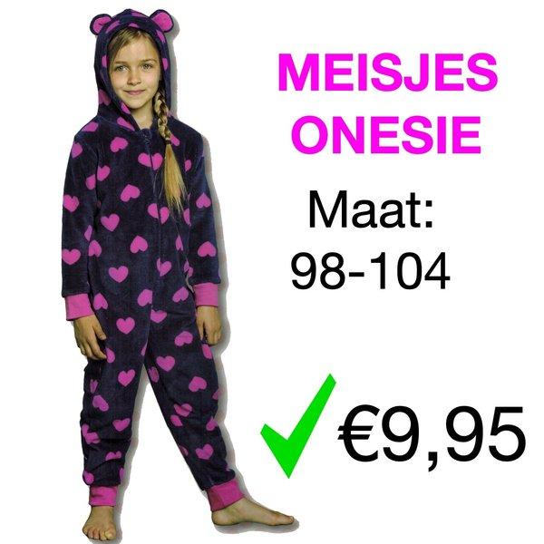 Meisjes Onesie (98-104)