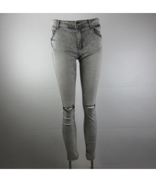 Bershka Grijze Jeans (40)