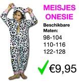 9th Avenue Meisjes Onesie (98 t/m 128)