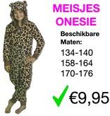 9th Avenue Meisjes Onesie (134 t/m 176)