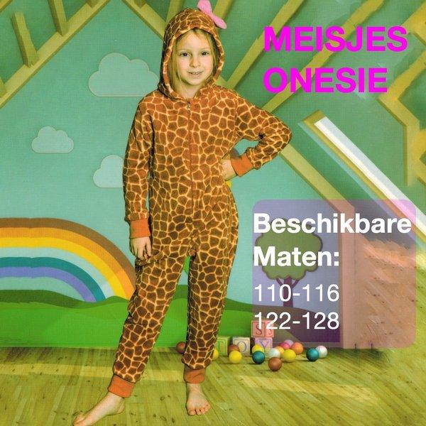 Meisjes Onesie (110-128)