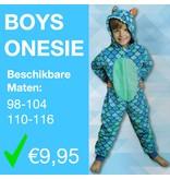 9th Avenue Boys shark onesie (98 t/m 116)