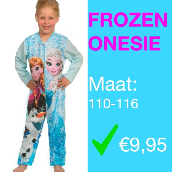 Frozen Onesie (110-116)
