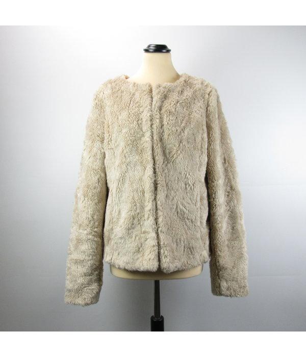 HEMA Faux  Fur Jas (L)