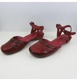 Farasion Rode sandalen (38)