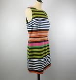 Tientje of minder Kleurvolle jurkje (L)
