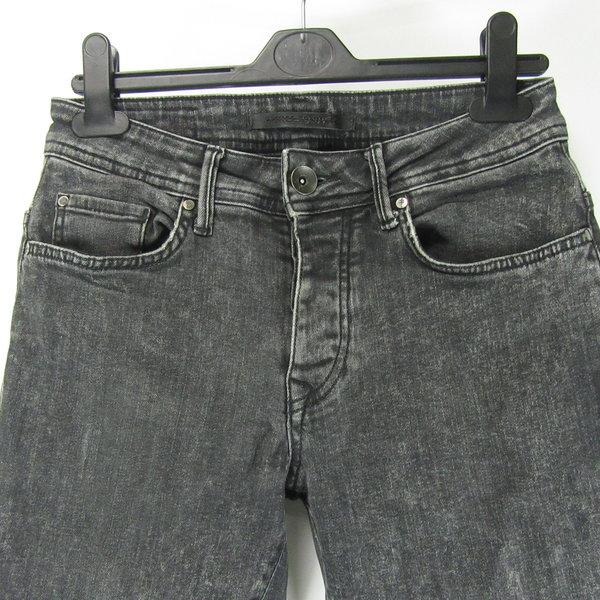Midrise skinny jeans (28)