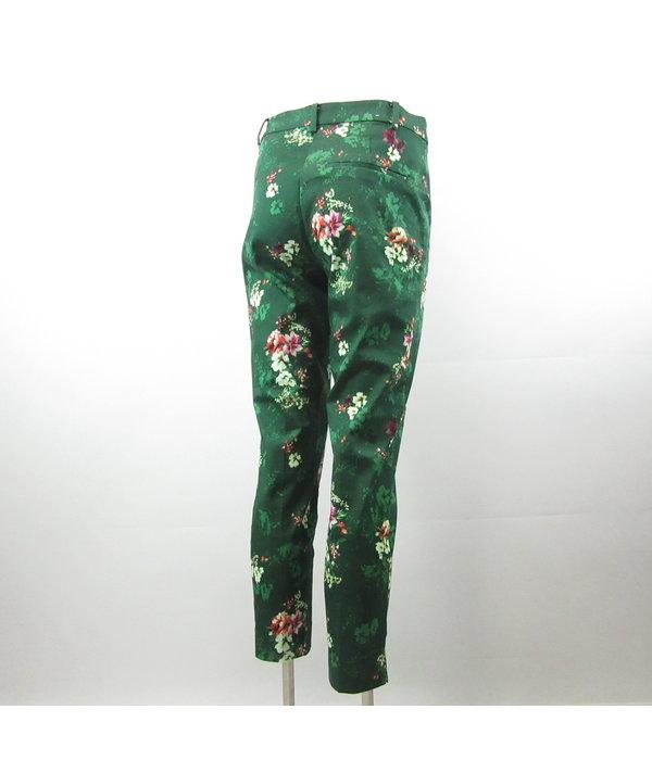 H&M Vintage flower pantalon (40)