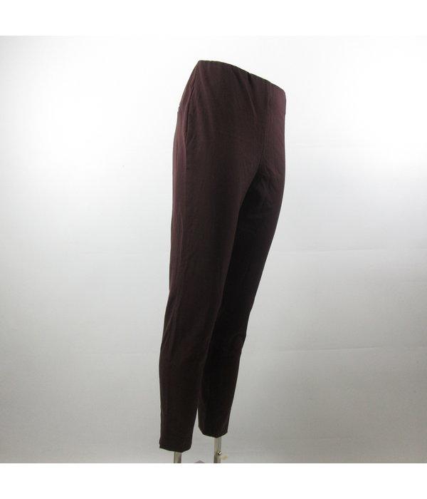 H&M Nette donkerpaarse broek (40 / L)