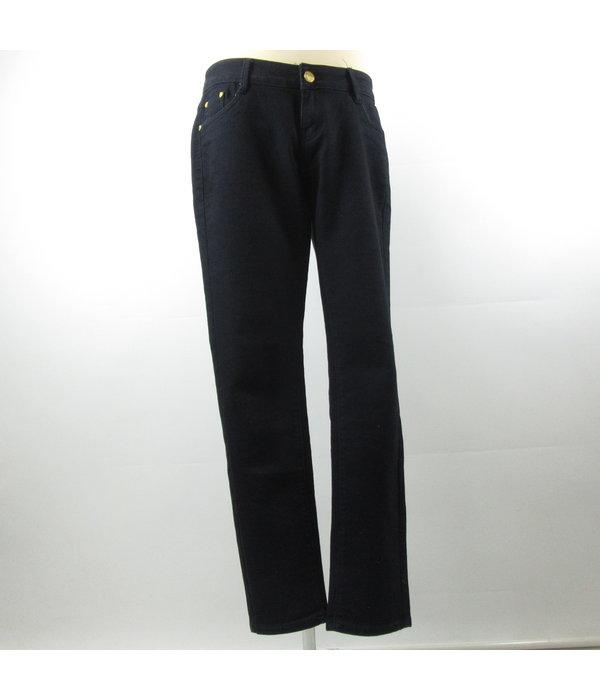 Red Rose Zwarte jeans (42/XL)