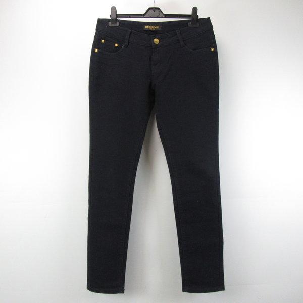 Zwarte jeans (42/XL)