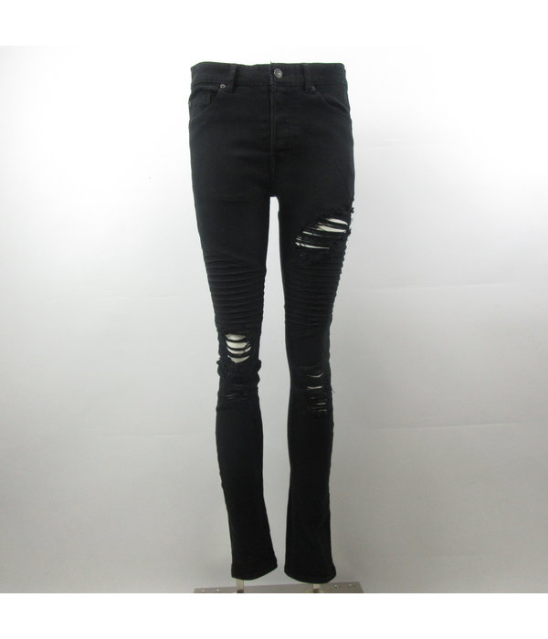 H&M Zwarte skinny jeans (30)