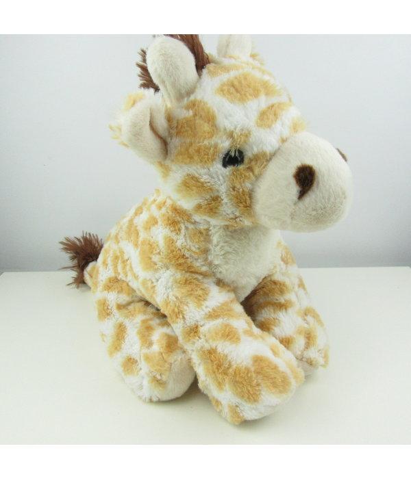 Baby giraffe knuffel 30cm