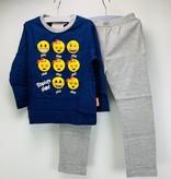 Emoji Kids Pyjama Set (92 t/m 122)