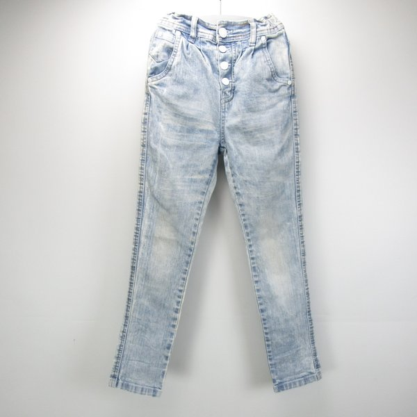 Stoere skinny jeans (140)