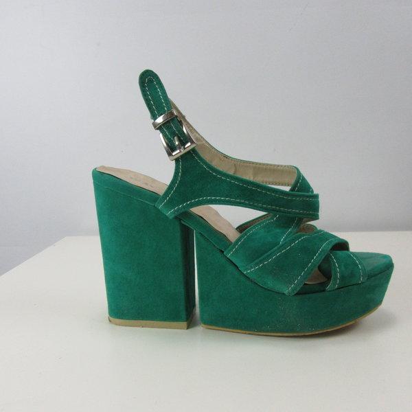 Plateau schoenen (39)