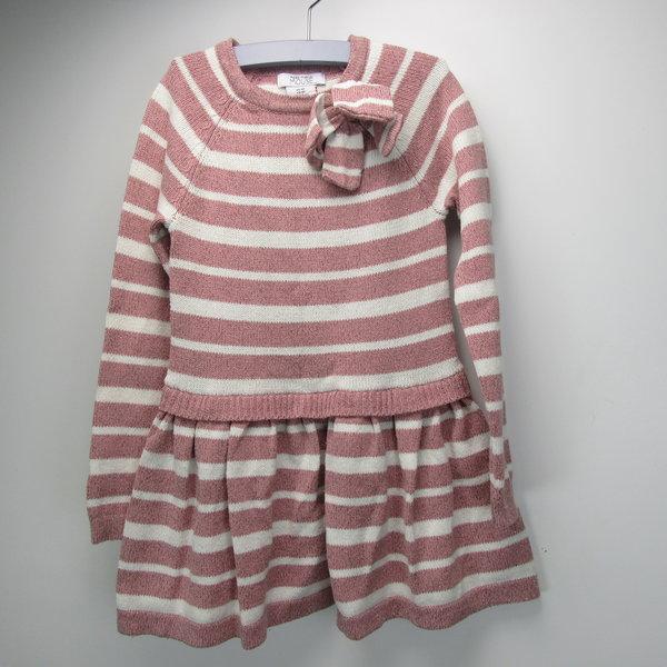 Meisjes winter jurk (104)