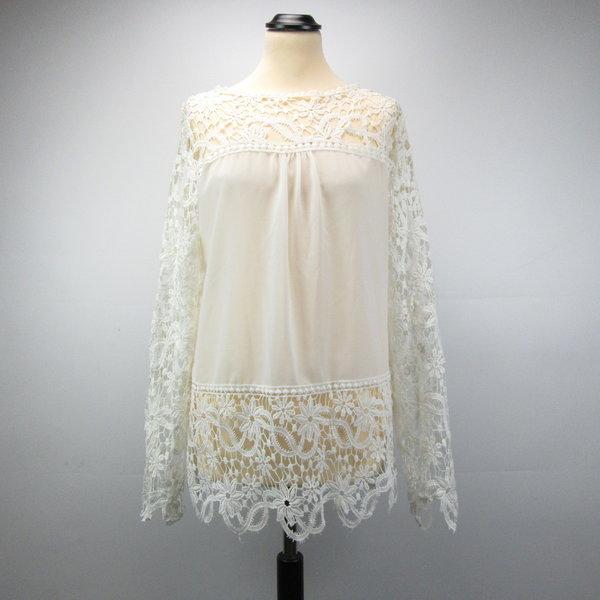 Doorzichtige blouse (M/L)