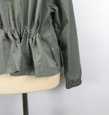 Zara Vest met Capuchon (M)