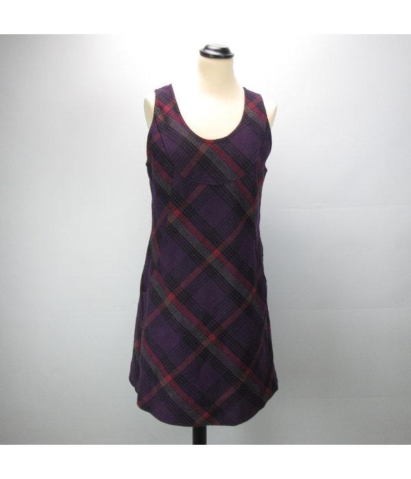Pescara Geruit jurk (L)