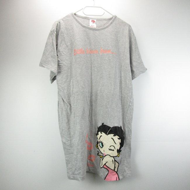 Betty Boop Lange Shirt (Onesize)