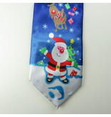 Vintage Christmas Tie (144cm)