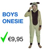 9th Avenue Boys doggy onesie (158-164)