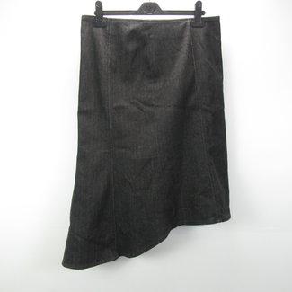 Divided Rekbare jeans rokje (L)