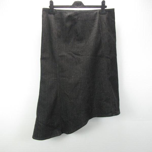 Rekbare jeans rokje (L)