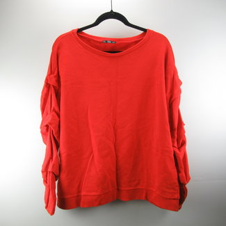 Zara Oversized plofmouw trui (M)