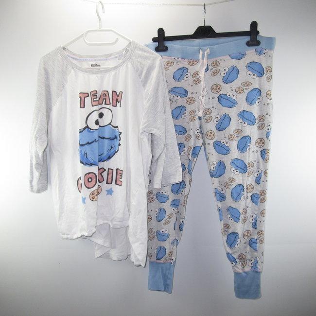 Sesam Straat Pyjama (L/XL)
