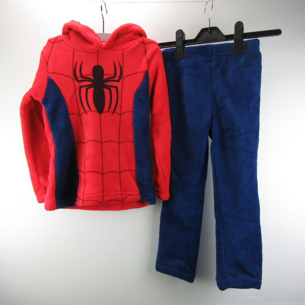 Spiderman outfit (98-104)