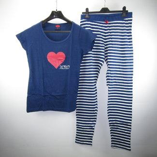 Blauwe Pyjama's (S/M/L/XL)
