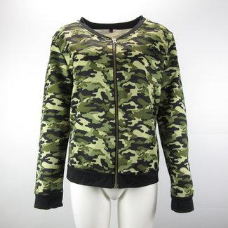 Camouflage vest (L)