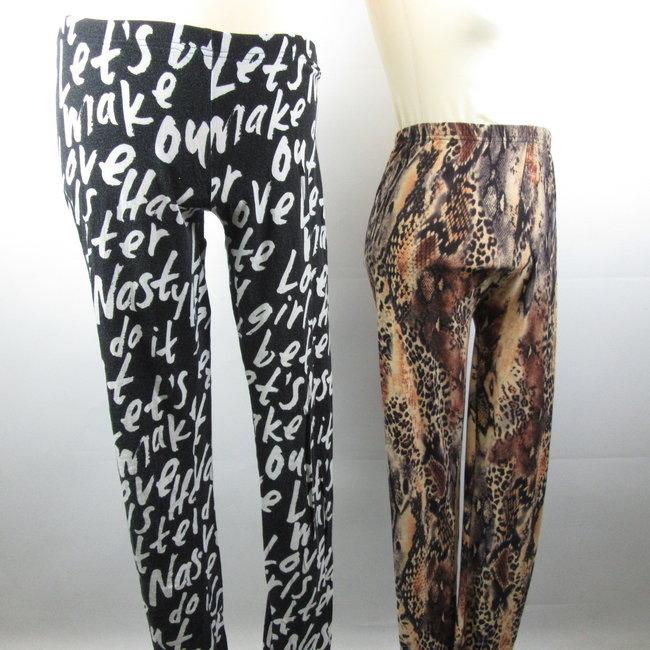 2 Leggings (L)
