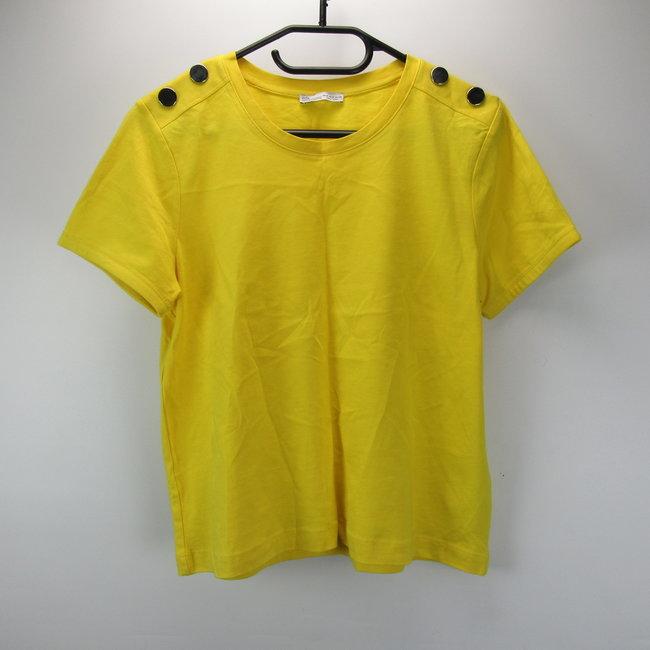 Zara Gele Shirt (M)