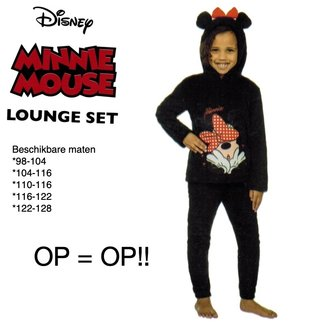 Disney Mini Mouse Lounge set (98 t/m 128)