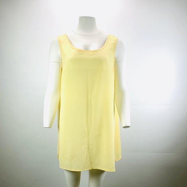 Gele top (XXL)