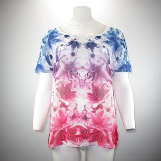 Kleurvol shirt (XXL)