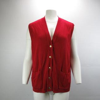 Vintage Red Vest (44)