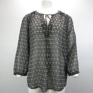 ESPRIT Doorschijnende blouse (M)
