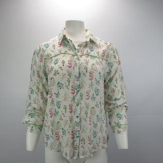 So Sweet Flowery blouse (M)