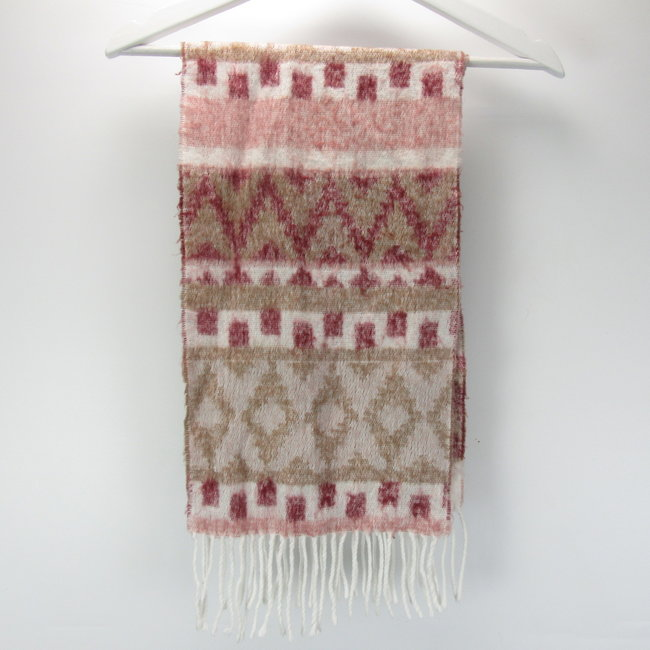 - Paars Roze Sjaal