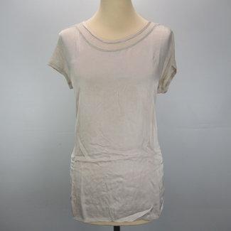 Expresso Beige t-shirt (L)